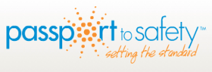 Passport to Safety logo for online course